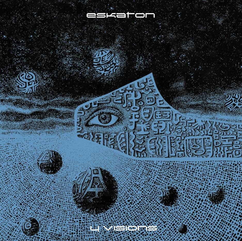 ESKATON :4visions(vinyl)